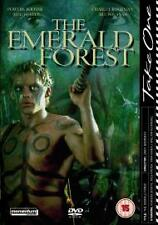 The Emerald Forest [DVD] Powers Boothe, Charley Boorman c/o John Boorman RARE