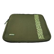 "15 inch/15.4"" Laptop Skin Sleeve Notebook Case byTargus Green Tribal Design"
