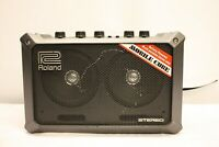 ROLAND MOBILE CUBE GUITAR AMPLIFIER MULTI PURPOSE STEREO AMP