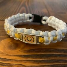 Mighty Morphin Power Rangers: White Ranger Paracord Bracelet