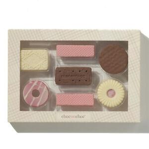 Novelty Chocolate Mini Biscuit Box
