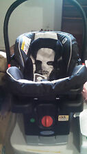 Graco Snugride Click Connect 35 Carseat, black and grey