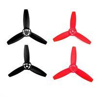 16 Pcs Carbon Fiber Reinforced Upgrade Propellers for Parrot Bebop 2 Drone 4.0