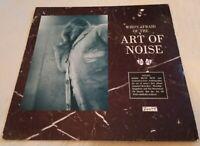 """The Art Of Noise ( Who's Afraid Of? ) The Art Of Noise  - 12"""" Vinyl Album - 1984"""