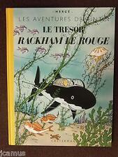 Tintin-Le trésor de Rackham le rouge -  2002 - Fac similé de l'E.O. de 1945-NEUF