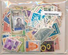Indonesia    US  Paquete  400 sellos diferentes