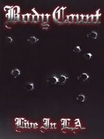 BODY COUNT - LIVE IN L.A.  DVD + CD NEW+