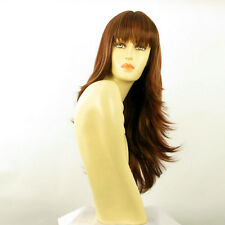 length wig for women brown copper wick light blond and red ref: KENTA 33h  PERUK