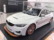 Resin Car Model SophiArt BMW M4 GTS 1:18 (White) + SMALL GIFT!!!!!!!!!!