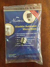 Aladdin Autovent Micro 6mm. Radiator Bleeder Alladin Micro Vent Auto Vent