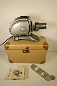 Noris Trumpf 150 Vintage Projector Plank West Germany 1950s - Tested and Working