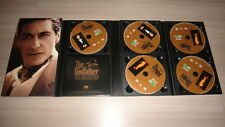 9 Discs The Godfather Trilogy 1+2+3 Collection Movie Box set Thailand Video CD