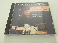 Waylon Jennings - Sally Was A Good Old Girl (CD Album) Used Very Good