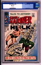 Tales to Astonish 100 - Silver Age Classic - CGC 9.2 Off-White