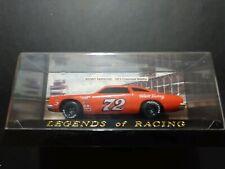 BENNY PARSONS #72 1973 CHEVROLET MALIBU LEGENDS OF RACING 1/43 NASCAR