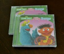 Silly Songs by Sesame Street (CD, Jul-2014) SEALED