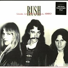 Rush-Live in St Louis 1980 [2 LP] Dol Vinyle