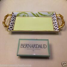 Rectangular Tray Porcelain - Frivole - Bernardaud