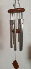 Metal Aluminium and Wood Wind Chimes