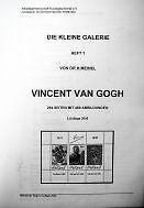 Handboek Schilderijen van Gogh op zegels Paintings on Stamps Pintura Peinture