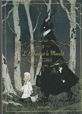 L'ENFANT ET LE MAUDIT  tome 1 Nagabe MANGA shonen en français