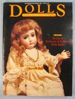 Doll Reader Vintage Collectors Magazine November December 1985 Faith Eaton (O)