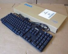 Dell SK-8115 0J4629 J4629 Keyboard AZERTY French USB Navy Blue Wired
