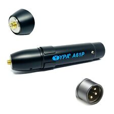 YPA A61P MicroDot to XLR In-Line Microphone Preamp for Shure TL47,TH53,TL48 DPA