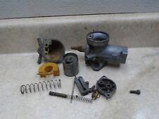 TRIUMPH 650 TR6 Tiger tr6r USADO MOTOR AMAL Piezas Carburador 1972 RB rb35