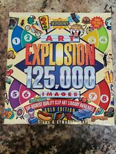 Nova Development - Gold Edition - Art Explosion 125,000 Images