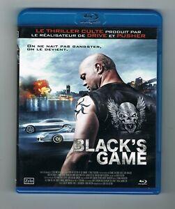BLACK'S GAME - OSKAR THOR AXELSSON - 2012- BLU-RAY - COMME NEUF