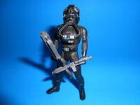 Star Wars 1995 Potf Vintage Style Imperial Tie Fighter Pilot ~ Heavy Blasters