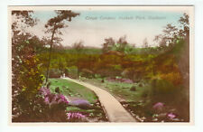 Carpet Gardens Hesketh Park Southport 1925 Real Photograph Valentines 95862