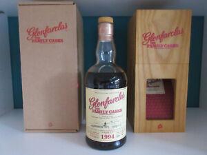 Glenfarclas Family Cask 1580 von 1994 Tastingrest !