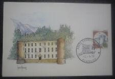 FDC - ANNULLO FIGURATO - CHIAVENNA - SONDRIO - 1992