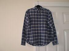 "Shirts "" Ralph Lauren""Men's Navy Mix Size:M (UK) Used"