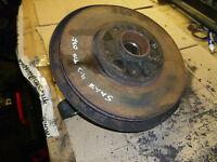 SAAB 93 1.9 TID 2005 Z19DT OSF DRIVERS SIDE FRONT HUB