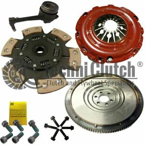 SINGLE MASS FLYWHEEL AND PADDLE CLUTCH KIT FOR SEAT LEON HATCHBACK 2.0 TFSI
