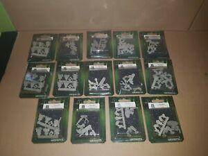Warhammer 40k Kromlech Blister Bits