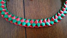 Holiday Ribbon Garland - Custom - Great for Trimming Christmas Trees