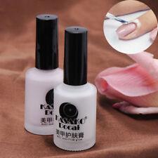 15ml Nail Art Peel Off Palisade Base Coat Liquid Tape Manicure Polish Clean Lady