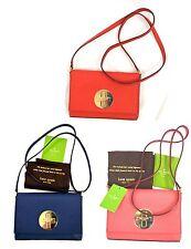 NWT Kate Spade Sally Newbury Line Genuine Saffiano Leather MINI Cross body bag