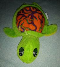 Plüsch-Schildkröte mit 2 Warm-Kalt-Kompressen Kuscheltier mit Wärmeeffekt