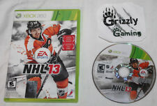 USED NHL 13 XBOX 360 (NTSC) Tested and Working!