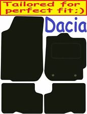 Dacia Duster Tailored car mats ** Deluxe Quality ** 2017 2016 2015 2014 2013