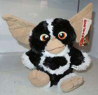 "NEW Gremlin 10"" Gremlins Movie Black Mohawk Plush Stuffed Animal Toy Tags Nice"