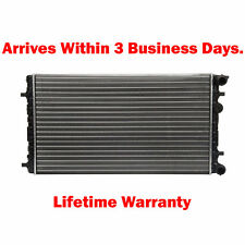 New Radiator For VW Beetle 1998 - 2010 1.8 1.9 2.0 L4  Lifetime Warranty