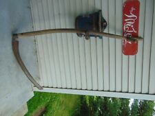 vintage/antique  mowing scythe    nice #  7742