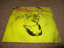 Pucho & The Latin Soul Brothers Jungle Fire vinyl LP