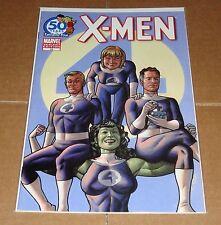 X-Men #16 Fantastic Four 50th Anniversary Variant Edition 1st Print